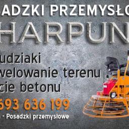 Harpun - Wylewki Mixokretem Bydgoszcz
