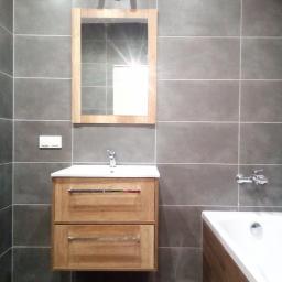 Remont łazienki Poznań 1