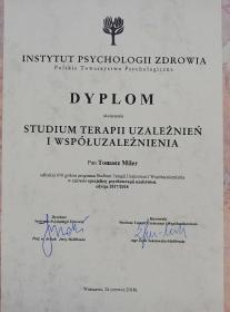 Gabinet Terapii Uzależnień i Współuzależnienia - Terapia uzależnień Olsztyn