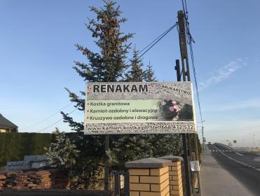 RENAKAM Renata Terlikowska - Układanie kostki brukowej Nadarzyn