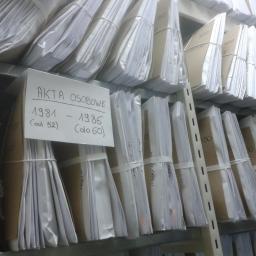 Archiwizacja dokumentów Szczecin 2