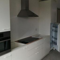 Montaż mebli kuchennych