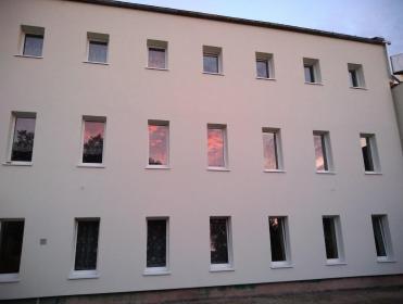 Domy murowane Łódź