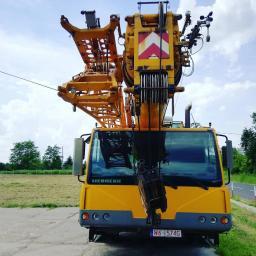 Usługi dźwigowe i pokrewne Łódź 2