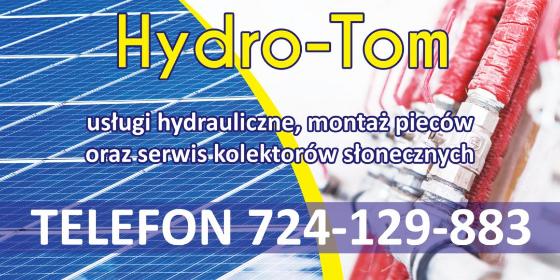 Tomasz Ciężki-Hydro-Tom - Instalacja Centralnego Ogrzewania Wola wydrzyna