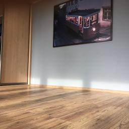 Panele podłogowe Weninger Dąb Bawarski + listwa przypodłogowa SLK 50