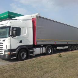 Transport ciężarowy krajowy Zawiercie 1