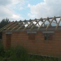 Wymiana dachu Jelcz-Laskowice 2