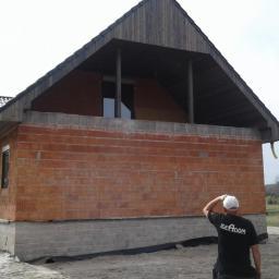 Ocieplanie budynków Żary 1