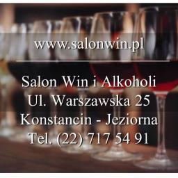 Salon Win i Alkoholi - Hurtownia Alkoholi Konstancin-Jeziorna