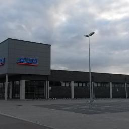 Pierwszy sklep sieci ALDI w Warszawie