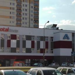 Przebudowa budynku na obiekt usługowo-handlowy - PU=2700m2