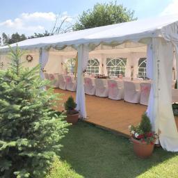 Wynajem namiotów weselnych podkarpackie