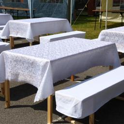 Wynajem ław i stołów biesiadnych