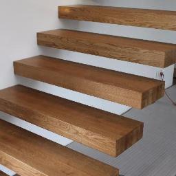 Schody drewniane Mrozy 6