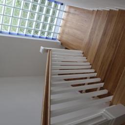 Schody drewniane Mrozy 11