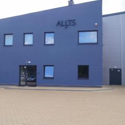 ALLTS - siedziba spółki w Łężycach, pomorskie