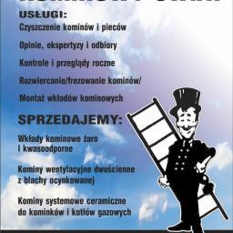 Zakład Usług Kominiarskich Siedliski Mariusz - Zabudowa Kominka Jelenia Góra