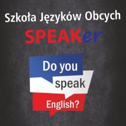 """Szkoła Języków Obcych """"Speaker"""" Adriana Gabryś - Nauczyciele angielskiego Brzeg"""