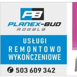 PLANEX-BUD - Układanie kostki brukowej Pacanów