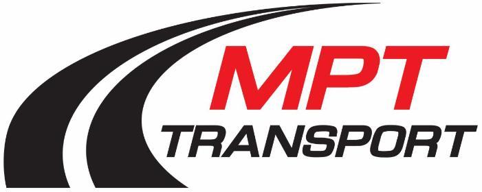 MPT Transport - Transport Gruzu Czudec