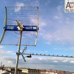 Montaż Anten Telewizyjnych Wrocław
