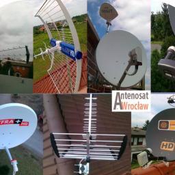 Montaż Anten Satelitarnych i Naziemnej Telewizji