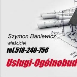 Szymon Baniewicz - Szpachlowanie Elbląg