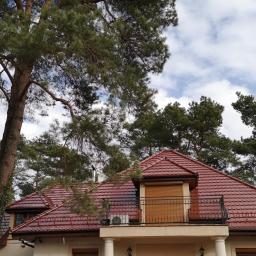 Po zakończniu wymiany pokrycia dachowego