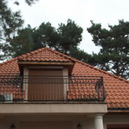 Dach przed rozpoczęciem prac wymiany dachu