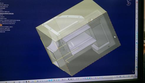 Marek Grzesiak - Projektowanie CAD/CAM/CAE Kaszów