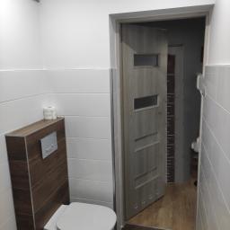 Remont łazienki Malbork 4
