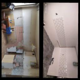 Remont łazienki Malbork 12