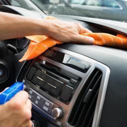 Sprzątanie aut