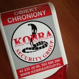 Kobra Security Group Sp. z o.o. - Centrale Alarmowe Łódź