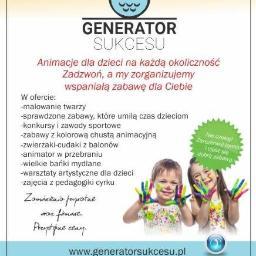 Generator sukcesu - Agencje Eventowe Lublin
