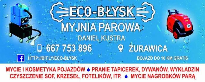 Eco-błysk - Pranie Dywanów Żurawica