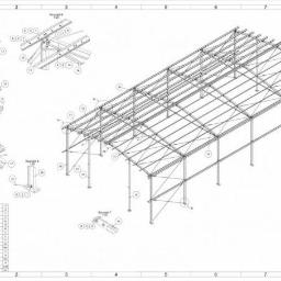 Skład budowlany Malechowo 2