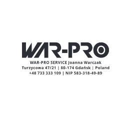 WAR-PRO Service Joanna Warczak - Sprzątanie Biurowców Gdańsk