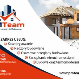 PMTeam Nieruchomości & Szkolenia - Kierownik budowy Nowa Ruda