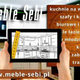 Firma Usługowa Meble Sebi Sebastian Jarecki - Szafy Do Zabudowy Racibórz