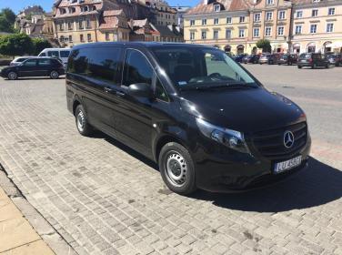 Vitobus - Transport międzynarodowy Lublin