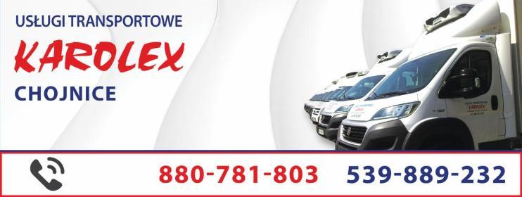 Usługi Transportowe KAROLEX - Transport Drogowy Chojnice