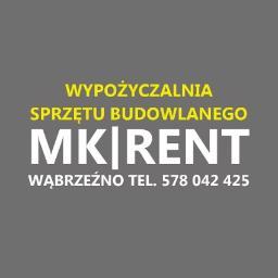 Wypożyczalnia Sprzętu Budowlanego MK RENT Wąbrzeźno - Długoterminowy wynajem maszyn budowlanych Wąbrzeźno