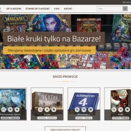 "Polski sklep z grami planszowymi <a href=""https://bazar-gier.pl"" target=""_blank"">https://bazar-gier.pl</a>"