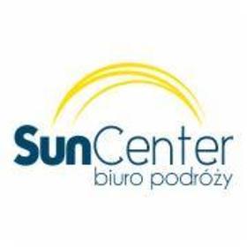 Biuro Podróży SunCenter - Projektowanie logo Babice nowe