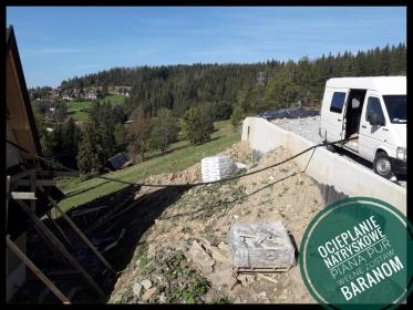 Ocieplanie natryskowe Podhale - Ocieplanie Pianką PUR Nowy Targ