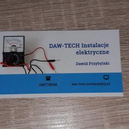 DAW-TECH Instalacje elektryczne DAWID PRZYBYLSKI - Budowanie Inowrocław