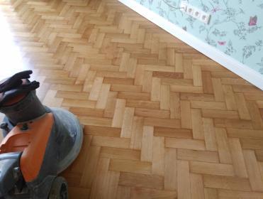Firma remontowo-budowlana - Cyklinowanie Rumia