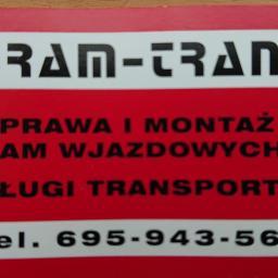 Bram-Trans - Montaż ogrodzenia Łódź